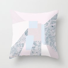 Mixart Throw Pillow