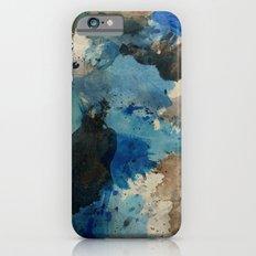 Secret Mediterranean Beach iPhone 6 Slim Case
