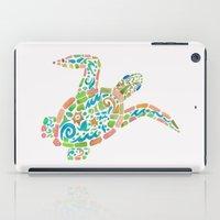 Surf Turtle iPad Case