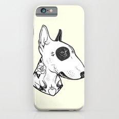 Bull Terrier dog Tattooed Slim Case iPhone 6s