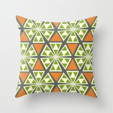 TABASAMU Throw Pillow