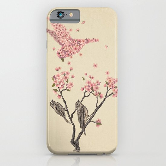 Blossom Bird  iPhone & iPod Case