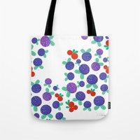 Berry Picking In Finland Tote Bag