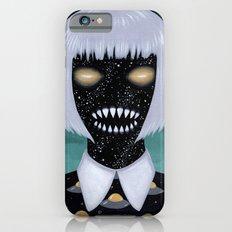 space demon ufos iPhone 6 Slim Case