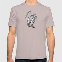 Clint EastWolf Mens Fitted Tee Cinder SMALL
