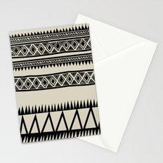 MALOU ZEBRA Stationery Cards