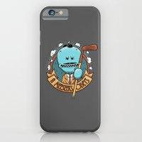 A Meeseeks Obeys iPhone 6 Slim Case