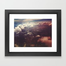 FLA from ABV Framed Art Print