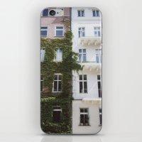 Berlin Apartments iPhone & iPod Skin