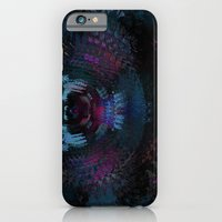 iPhone & iPod Case featuring Flutter by Laura Sturdy