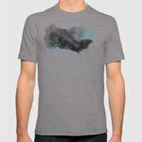 Summer Storm Mens Fitted Tee Tri-Grey SMALL