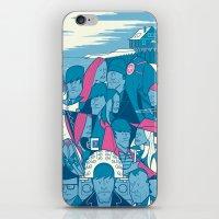Eternal Sunshine of the Spotless Mind iPhone & iPod Skin