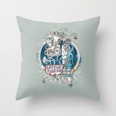 Let you take You Throw Pillow