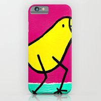 iPhone & iPod Case featuring L. Bird by Lisa Brown Gallery