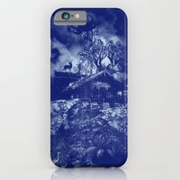 little house on the mount iPhone 6 Slim Case