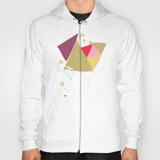 Exploding Triangles//Four Hoody