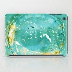 Blue Fantasy Planet iPad Case