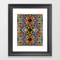 TINDA 2 Framed Art Print
