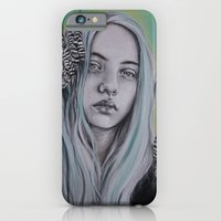iPhone & iPod Case featuring Haworthia  by Bella Harris