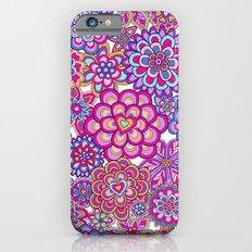 My happy flowers iPhone 6 Slim Case