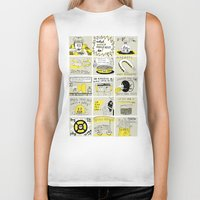 WHAT WOULD CHARLIE KELLY… Biker Tank