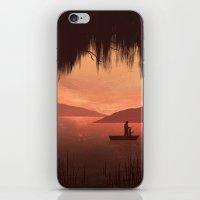 The Fishing Trip iPhone & iPod Skin
