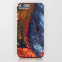 Expressionist Landscape iPhone 6 Slim Case