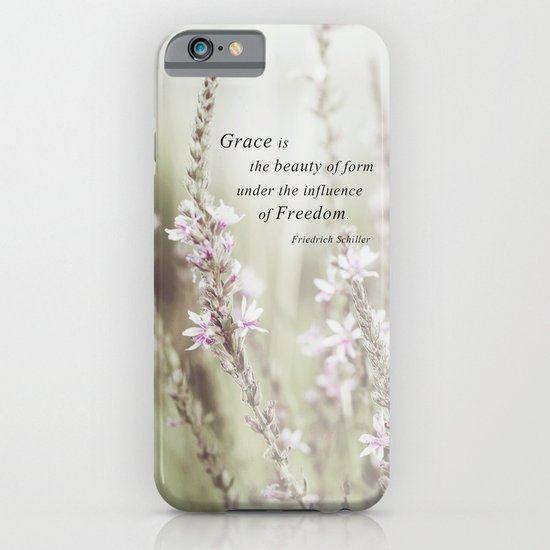 The Beauty of Form iPhone & iPod Case