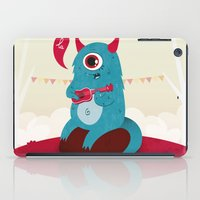 The Singing Monster iPad Case