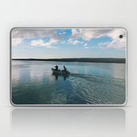 Boating Date Laptop & iPad Skin
