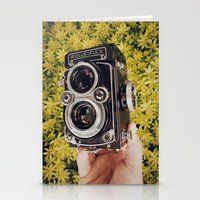 Rolleiflex Stationery Cards