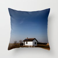 Home. Throw Pillow
