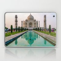 Taj Mahal at Sunset Laptop & iPad Skin