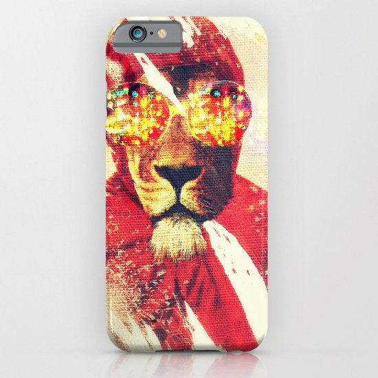 Lion Zion iPhone & iPod Case