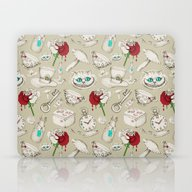 Wear To Wonderland - Neu… Laptop & iPad Skin