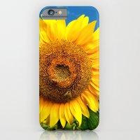 Happy Sunflower  iPhone 6 Slim Case