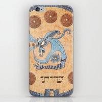 Mystical Shield iPhone & iPod Skin