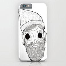 Beard Man Slim Case iPhone 6s