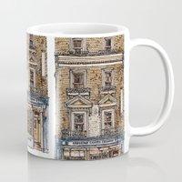 Campkins, Kings Parade, Cambridge, UK Mug