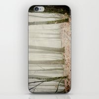FOREST SECRETS iPhone & iPod Skin