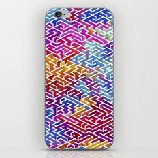 Labyrinth II iPhone & iPod Skin