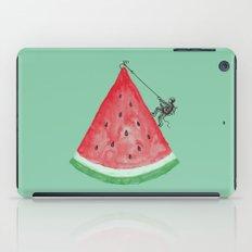 Summer Climb iPad Case
