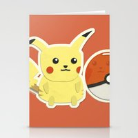Paper Pika Stationery Cards