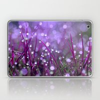 Fairy Drops Pink Laptop & iPad Skin
