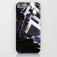 iPhone & iPod Case featuring Ride the Lightning by Luis Dourado