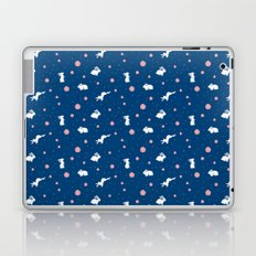 bunny hop Laptop & iPad Skin