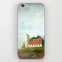 Rural Morning iPhone & iPod Skin