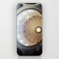 St Peters dome iPhone & iPod Skin