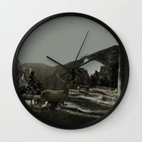 HYPE Wall Clock