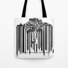 unzip the code. Tote Bag
